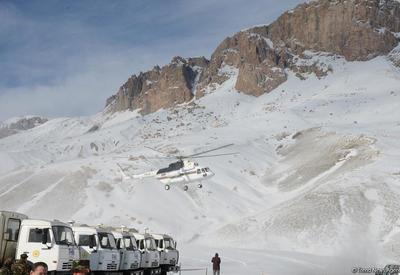 Новые подробности о пропавших азербайджанских альпинистах