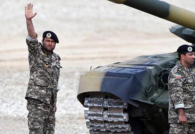 Иранские военные задержали террористов