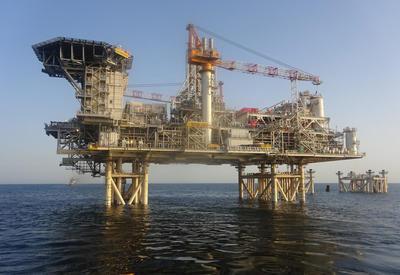 """BP о ходе разработки месторождения """"Шах Дениз-2"""""""