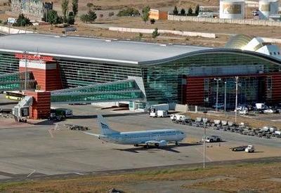 Два рейса в Тбилиси отменены из-за сильного тумана