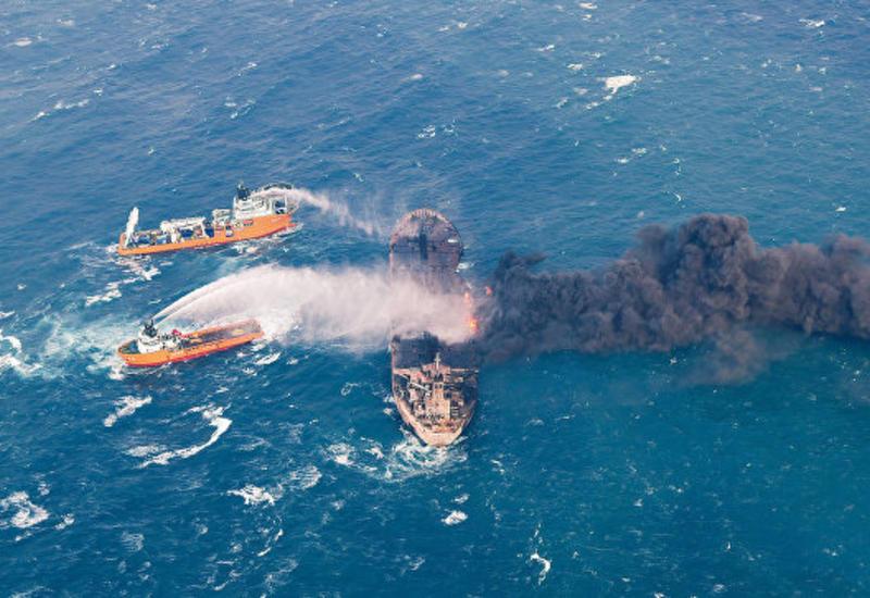 Найдены тела двух моряков горящего панамского нефтяного танкера