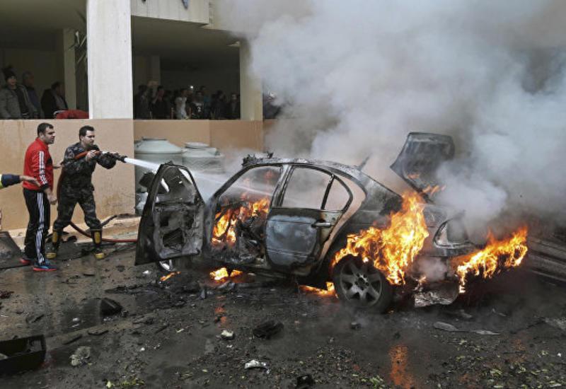 В Ливане подорвали автомобиль одного из лидеров ХАМАС