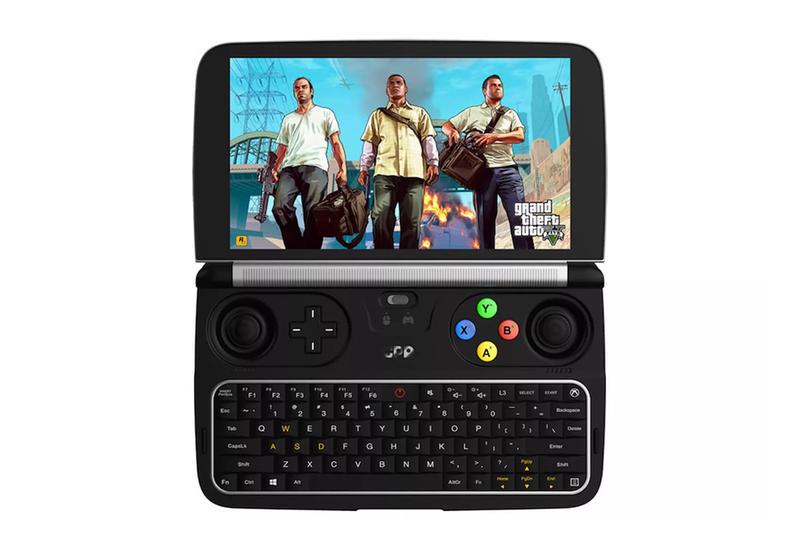 """Китайцы представили """"игровой ноутбук"""", помещающийся в карман <span class=""""color_red"""">- ФОТО</span>"""