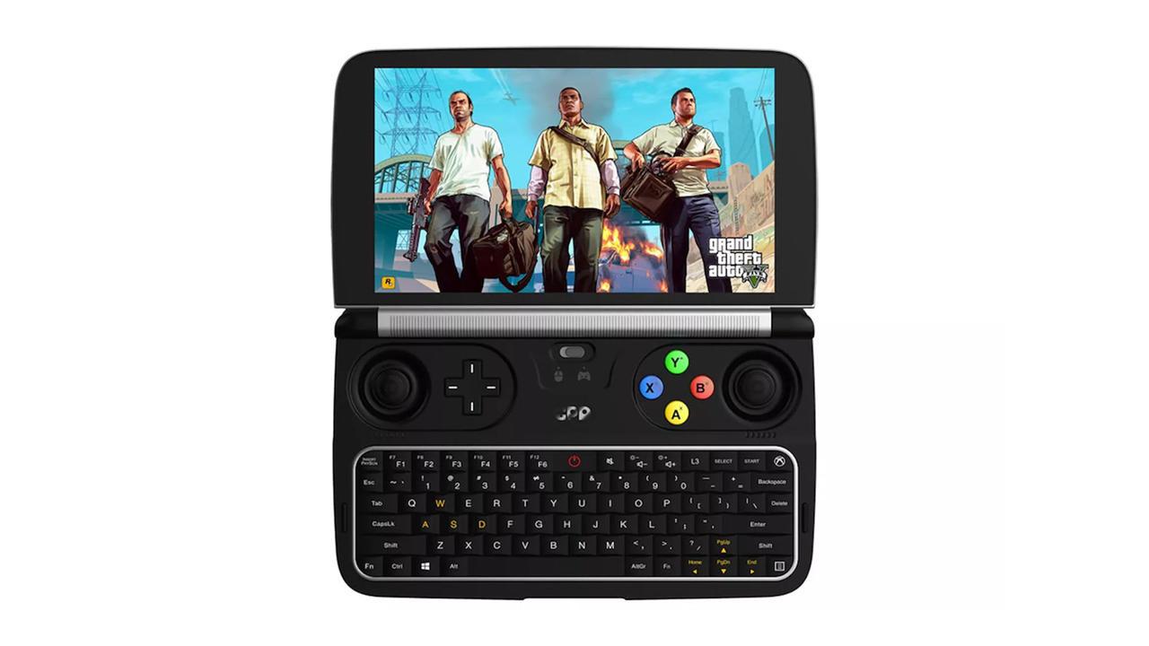 Карманный игровой компьютер GPD Win 2— Продукт дня