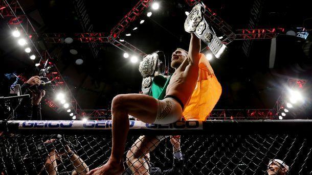 Стала известна дата боя Нурмагомедова иФергюсона затитул чемпиона UFC