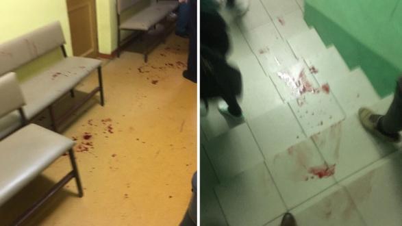 Неизвестные напали надетей впермской школе, сказали вадминистрации