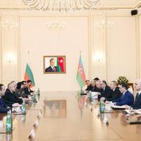 Президент Ильхам Алиев: Между Азербайджаном и Болгарией установились очень тесные, дружественные отношения