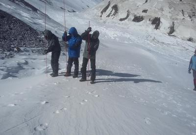 Турецкие специалисты помогут в поиске азербайджанских альпинистов