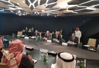 """В Азербайджане откроется представительство саудовской компании <span class=""""color_red"""">- ФОТО</span>"""