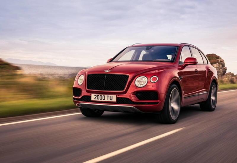 """Bentley Bentayga получила более доступный мотор V8 <span class=""""color_red"""">- ФОТО</span>"""