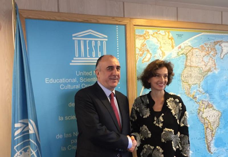Азербайджан пригласил ЮНЕСКО присоединиться к мониторингу в оккупированном Карабахе