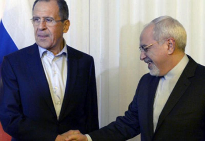Лавров и Зариф обсудили ситуацию в Сирии и ядерную сделку