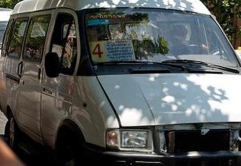 В Ереване бастуют водители маршруток