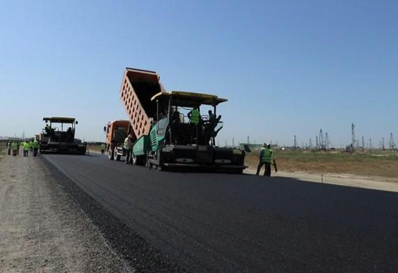 В Азербайджане за 2 года построено и отремонтировано 1700 км дорог
