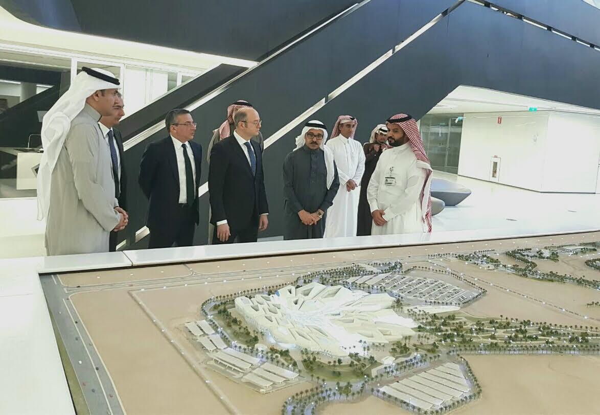 В Азербайджане откроется представительство саудовской компании