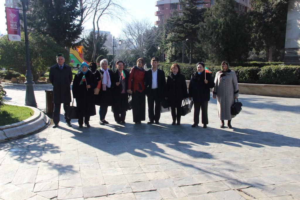 Азербайджанцы Татарстана и татары Азербайджана укрепляют сотрудничество