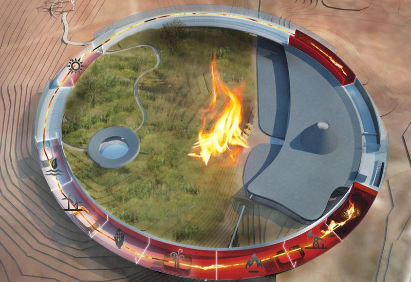 """Итальянцы предложили создать Театр огня и Энергетический музей """"Янардаг"""""""