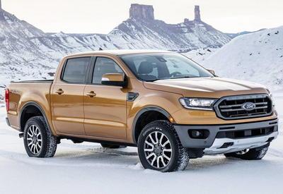 Компания Ford представила новое поколение пикапа Ranger