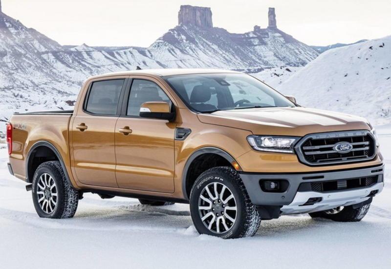 """Компания Ford представила новое поколение пикапа Ranger <span class=""""color_red"""">- ФОТО</span>"""