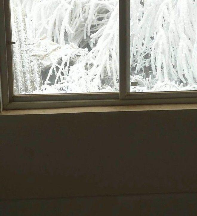 SЭтот мальчик прошел 5км по морозу чтобы сдать экзамен