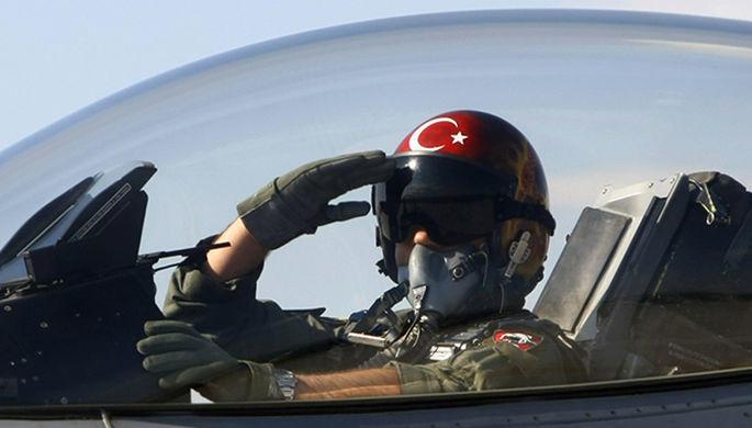 Генштаб Турции отдал приказ омобилизации войск награнице сСирией