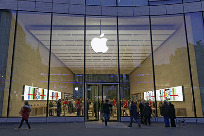 Трамп приветствовал инвестиции Apple вСША