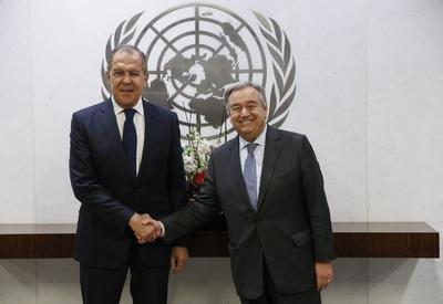 Лавров и генсек ООН выступили за выполнение ядерного соглашения с Ираном