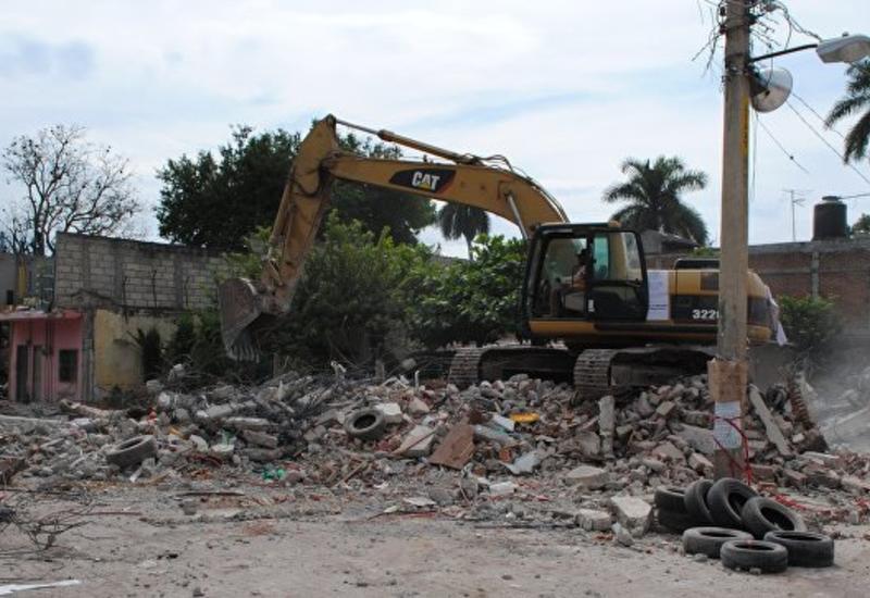 В Мексике произошло землетрясение магнитудой 6,3