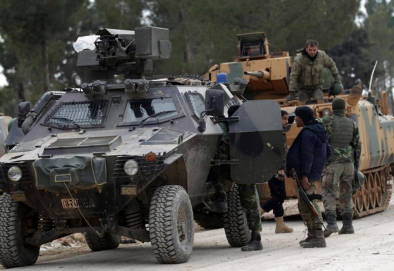 Турция перебросила спецназ к границе с Сирией