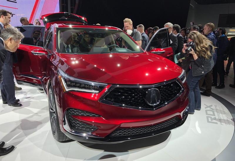"""В Детройте дебютировал новый премиум-кроссовер Acura <span class=""""color_red"""">- ФОТО</span>"""