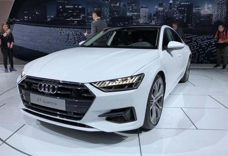 """В США состоялась живая премьера новейшего Audi A7 Sportback <span class=""""color_red"""">- ФОТО</span>"""
