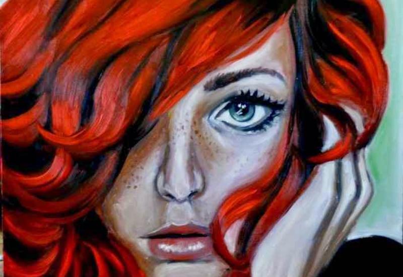 """""""Картинная галерея"""" Day.Az: Портреты привлекательных женщин <span class=""""color_red"""">- ФОТО</span>"""