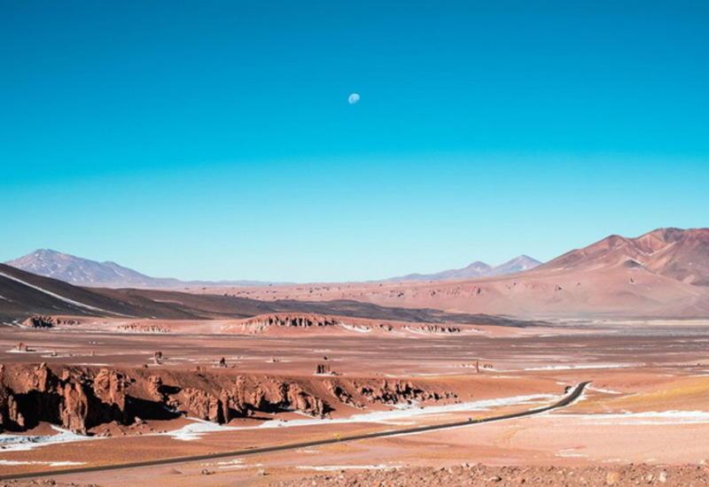 "Инопланетные пейзажи пустыни Атакама <span class=""color_red"">- ФОТО</span>"