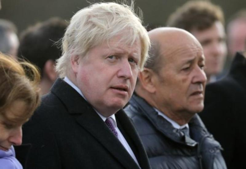 Борис Джонсон предложил построить мост между Британией и Францией