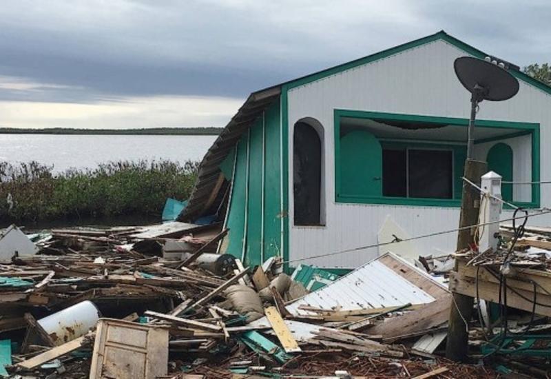 Буря нанесла Германии полумиллиардный ущерб
