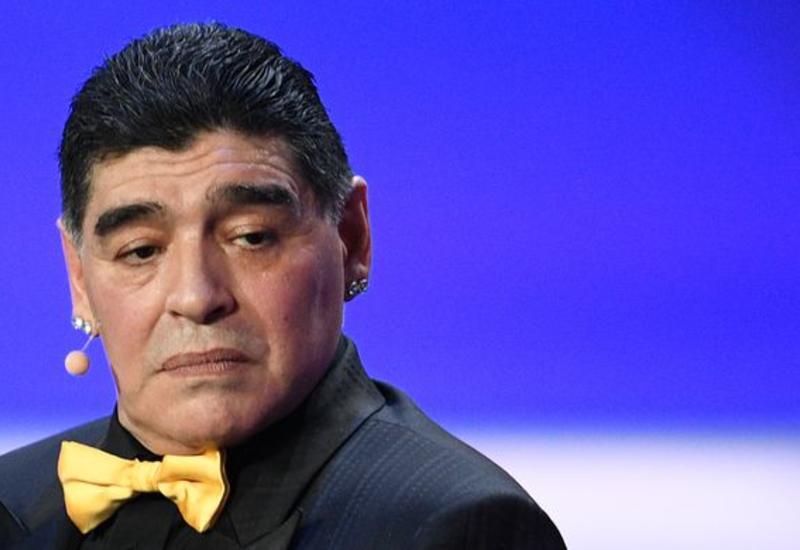 Марадона не верит в успех сборной Аргентины на ЧМ-2018