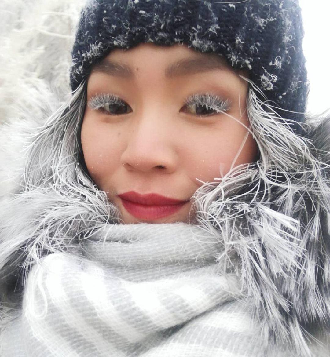 У каждой якутской красавицы должна быть фотография с