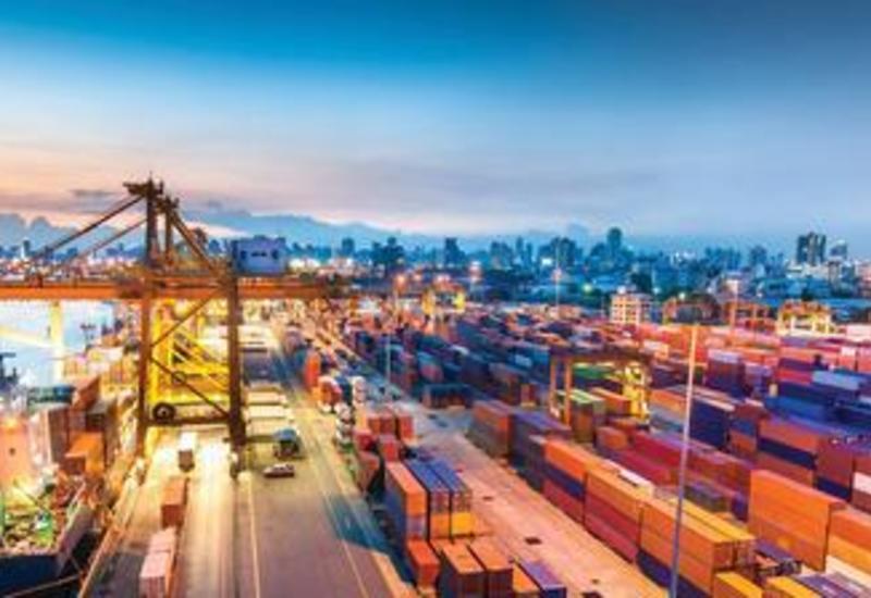 Китай увеличивает поставки грузов в Европу через Азербайджан