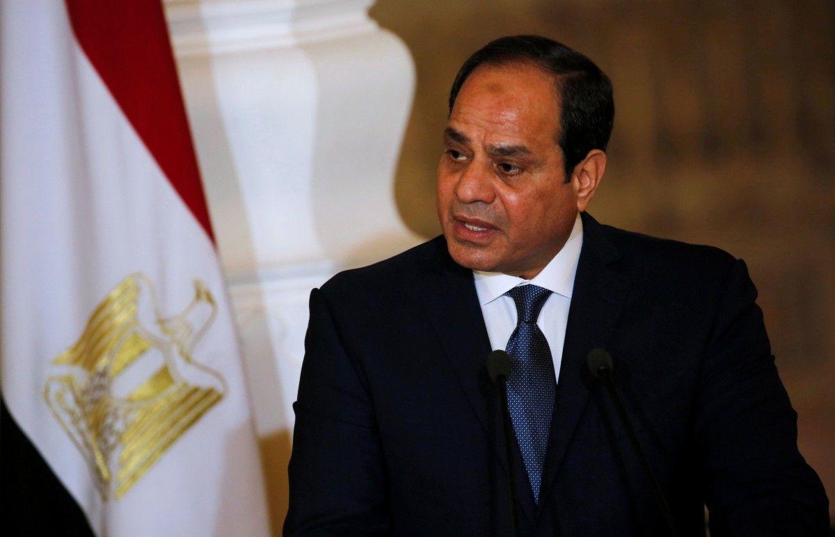 Президент Египта объявил онамерении баллотироваться на 2-ой срок