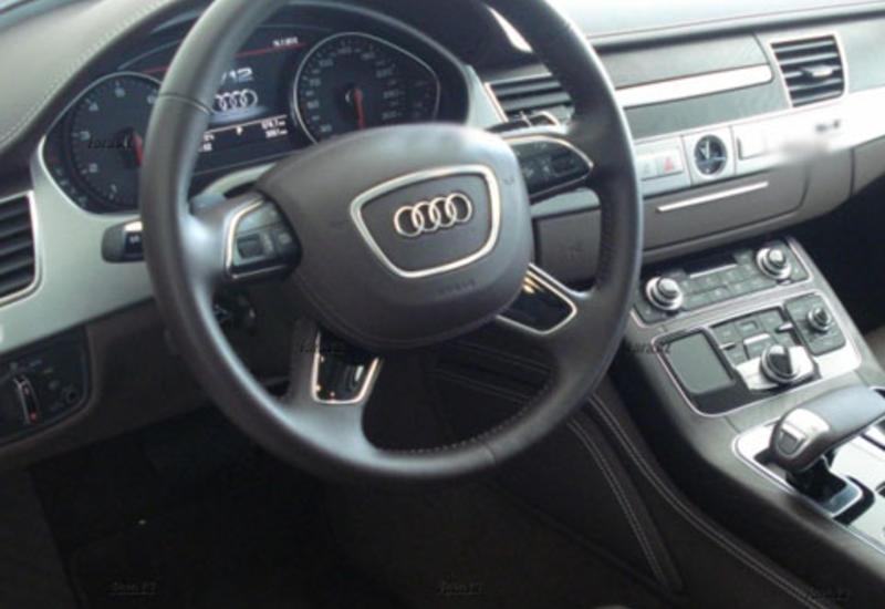 Audi отзывает в России более 1,34 тыс. автомобилей