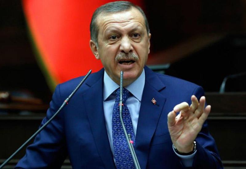 Эрдоган: угроза для Турции в Сирии исходит от ее стратегических партнеров