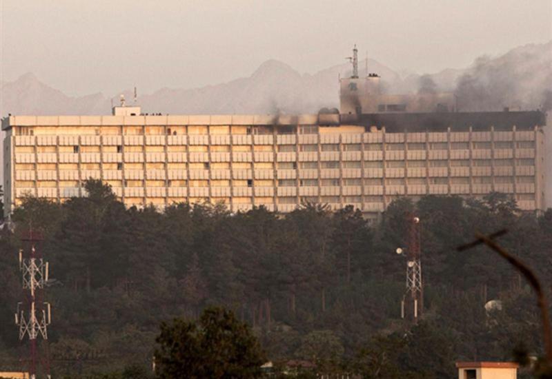 """В Кабуле совершено нападение на отель, есть жертвы <span class=""""color_red"""">- ОБНОВЛЕНО</span>"""