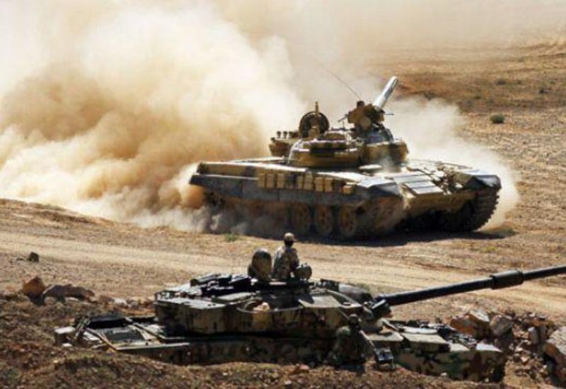 Иранская армия проведет массовые военные учения