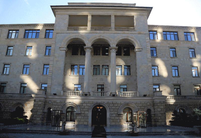 Минобороны Азербайджана об ударе беспилотниками по армянским позициям