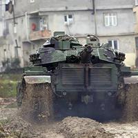 """Турецкие танки вошли в сирийский Африн <span class=""""color_red"""">- ОБНОВЛЕНО</span>"""