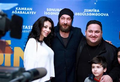 """В CinemaPlus прошел показ фильма """"Приключения Паддингтона 2"""" с азербайджанским дубляжом <span class=""""color_red"""">- ФОТО - ВИДЕО</span>"""