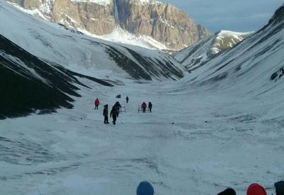 Последние данные по поиску пропавших азербайджанских альпинистов
