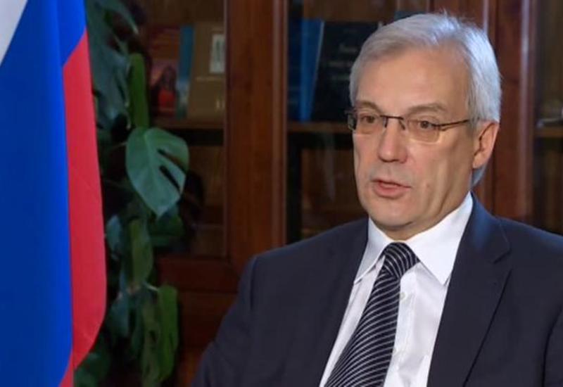 Постпред России при НАТО назначен замминистра иностранных дел