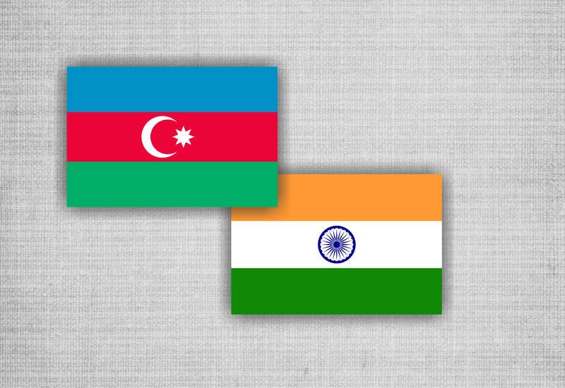"""Индия и Азербайджан переходят на новый уровень сотрудничества <span class=""""color_red"""">- ПОДРОБНОСТИ</span>"""