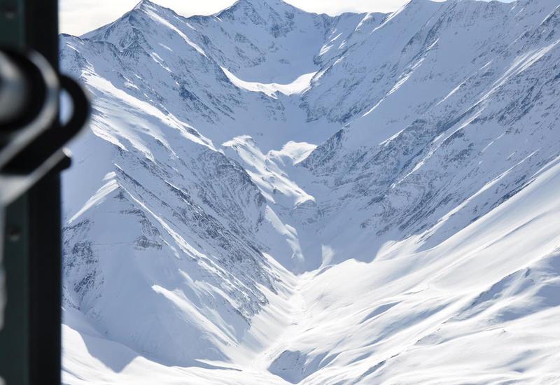 Последние данные о поиске пропавших азербайджанских альпинистов